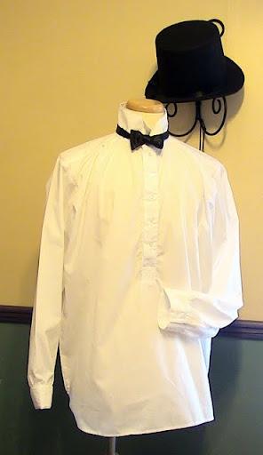 chemise victorienne
