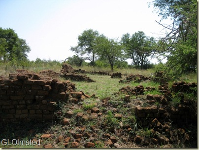 Albasini Ruins Kruger National Park Mpumalanga South Africa