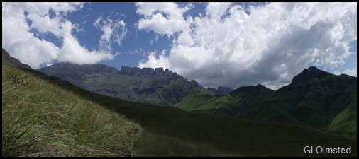 Dragons Teeth & Eye of the needle Drakensberg hike KwaZulu-Natal South Africa
