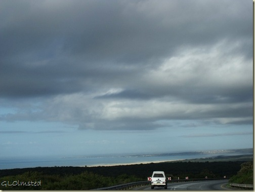 St Francis Bay N2 west Eastern Cape South Africa