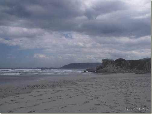 Grotto Beach Hermanus Western Cape South Africa