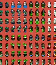 Lunacy 3 Character Set (RM2K3)