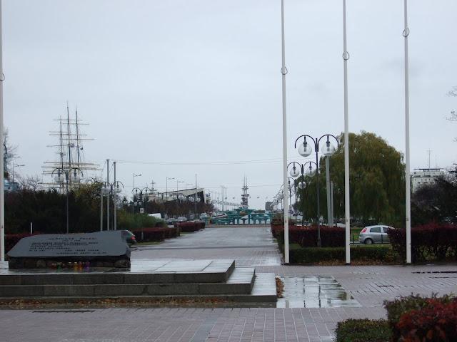Gdynia - Skwer Kościuszki