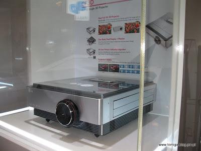Projektor 3D LG