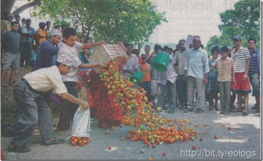Maosit-indefinite-strike-Nepal-Bandha (2)