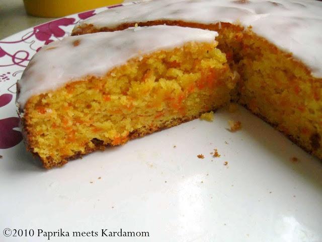 Mohrenkuchen In Mini Paprika Meets Kardamom