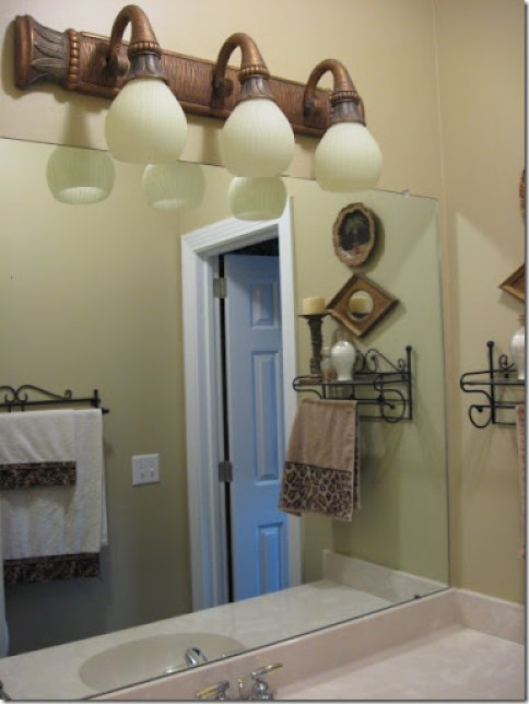 bathroom finishes fixtures