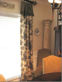 Making your own Window Treatments - Southern Hospitality