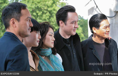red hot chili peppers gong li photos