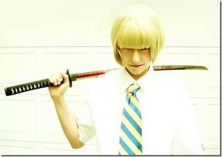 bleach cosplay - hirako shinji