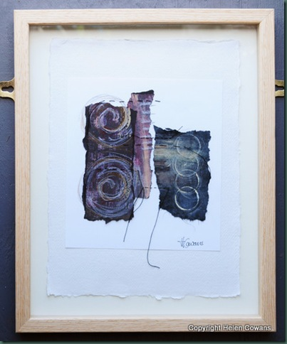 Impressions 6001 framed