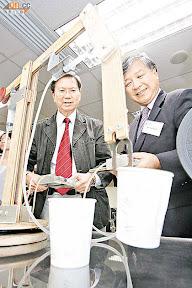 盧覺強教授如何製作機械臂