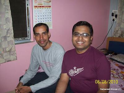 Samaresh & Ravi (IHM Buddies)