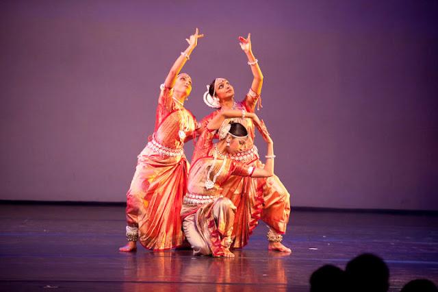 Samaresh @ Odissi dance Nrityagram