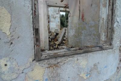 More half demolished houses in Croatia than in Copa. Ha.