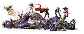 ARTOFMDEO_HC_full Marvel Comics April 2011 Solicitations