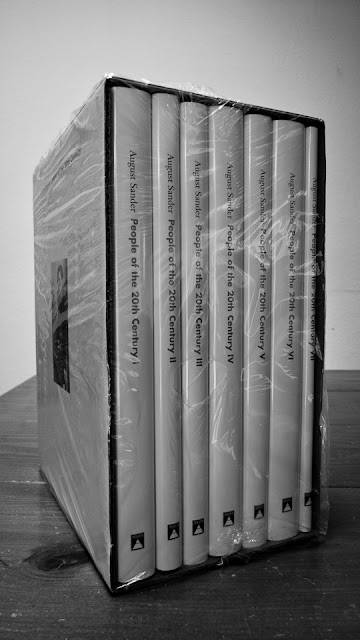 August Sander, People of the Twentieth Century (7 volumes).