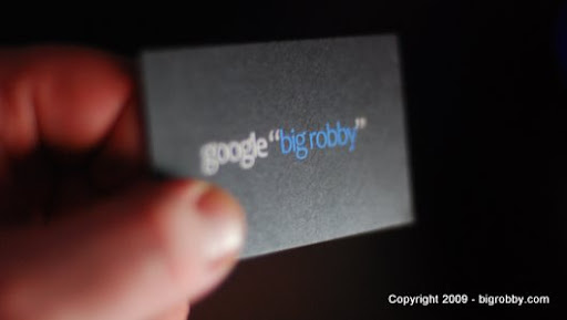 google business card seo
