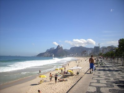 Ipanema - The most sexy beach in the world!