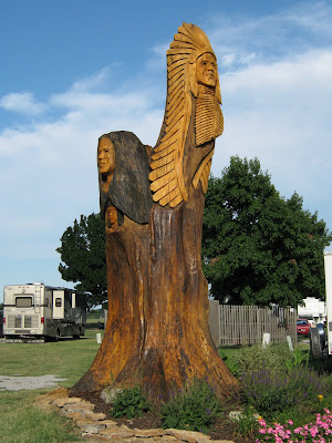 This will give the Ruidoso chainsaw artists a run for their money