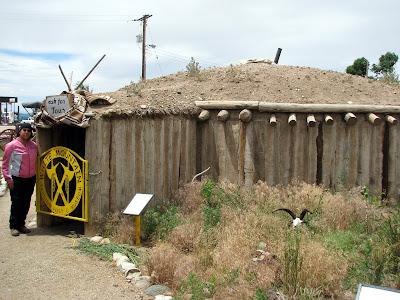 traditional hogan