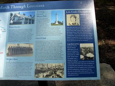 Grants March through Louisianna