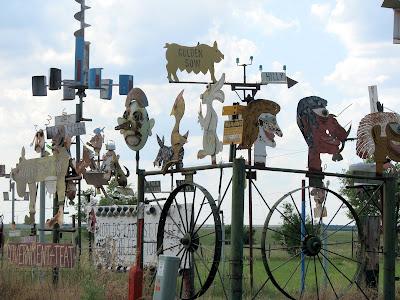 Kansas Folk Art