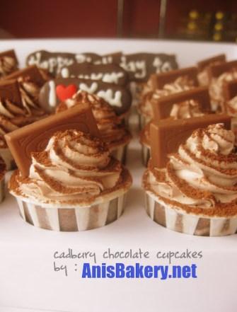 cadbury cupcakes | anisbakery.net