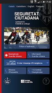 Citizen Security - Cornellá screenshot 0