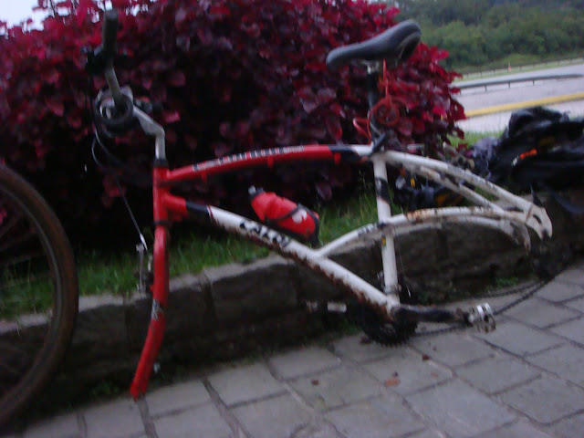 Ciclista Fabiano.