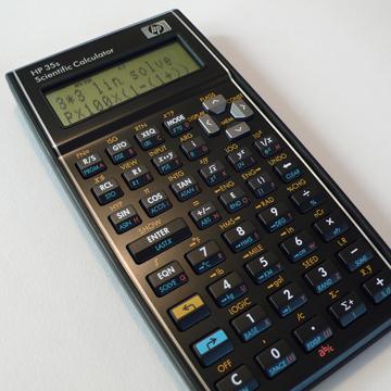 HP-35S