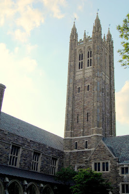 Doesnt the Princeton campus look like something from Harry Potter?!