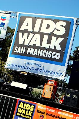 Aids Walk 2009