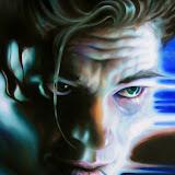 'Benny (non ancora vietato)'  Oil on canvas  cm.100x75.jpg