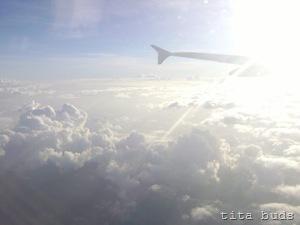Skies over Bicol