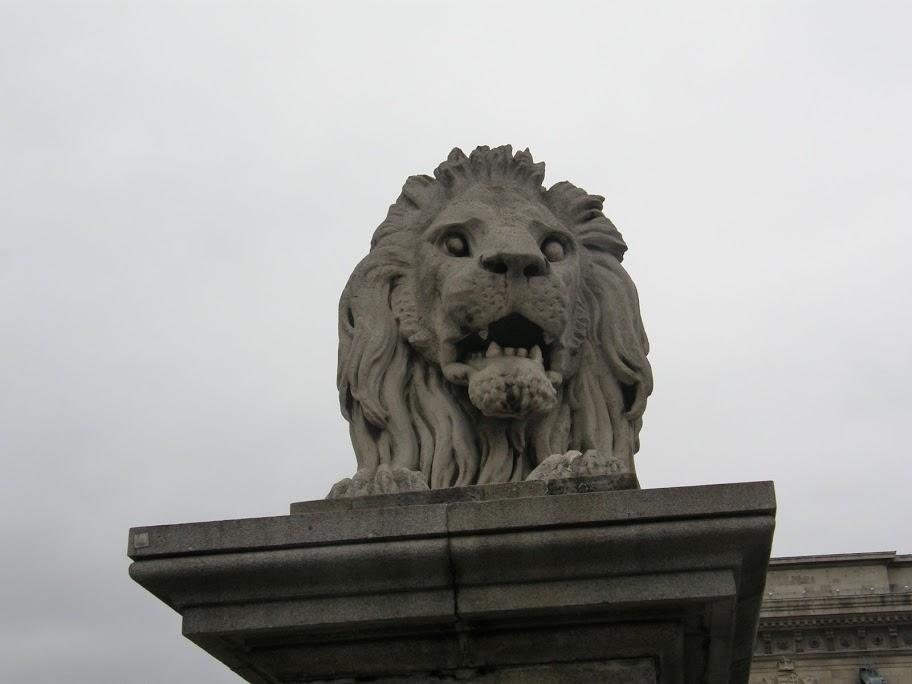 Budapest, Lánchíd, Marschalkó, néma oroszlánok, street art, szobrász, urban legends