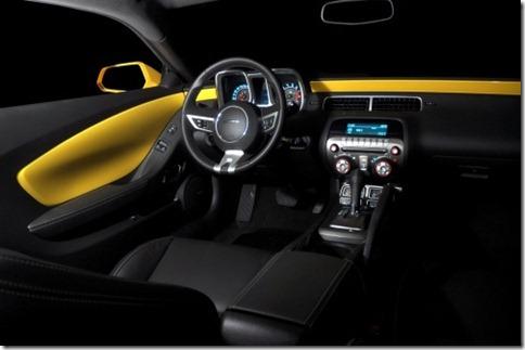 Chevrolet Camaro Brasil 2ss V8 6.2 Transformers (4)