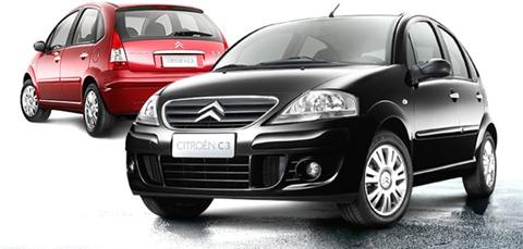 Carros-modelo-C3-Recall-Citroen-ano-2009