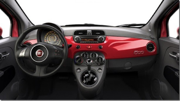 New 2012 Fiat 500