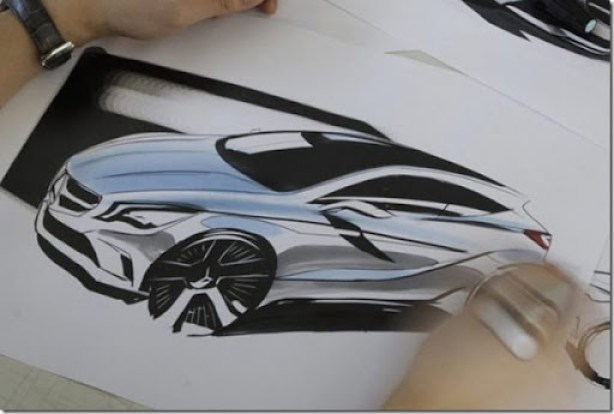 desenho-nova-mercedes-classe-a