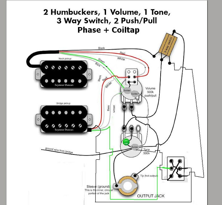 Prs Mccarty Wiring Diagram : 26 Wiring Diagram Images