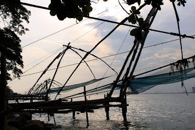 Chinese Fishing Nets, Fort Cochin