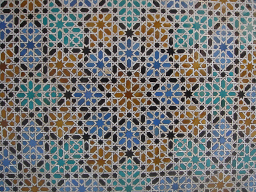 mosaico mozArabe