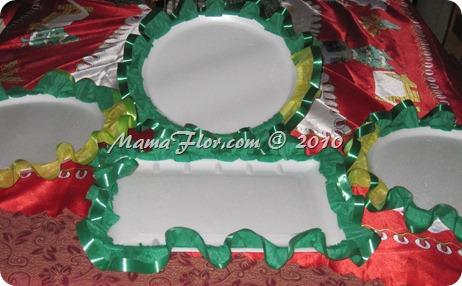 Bandejas Decoradas para las Golosinas  Manualidades MamaFlor