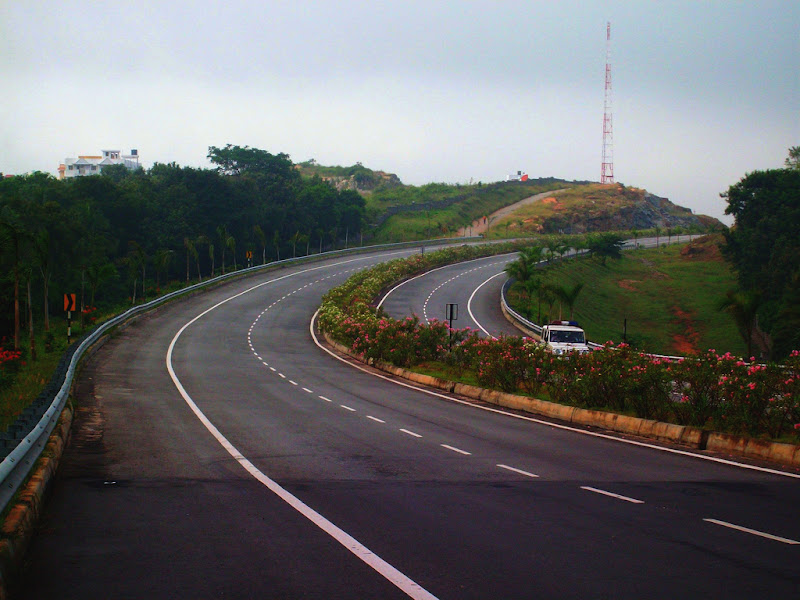 NICE Road Connecting Bangalore and Mysore