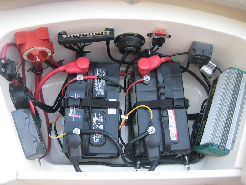Dual Boat Batteries Wiring Diagram On Yamaha Boat Dual Battery Wiring