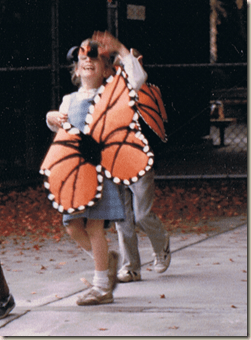 Ticia butterfly parade