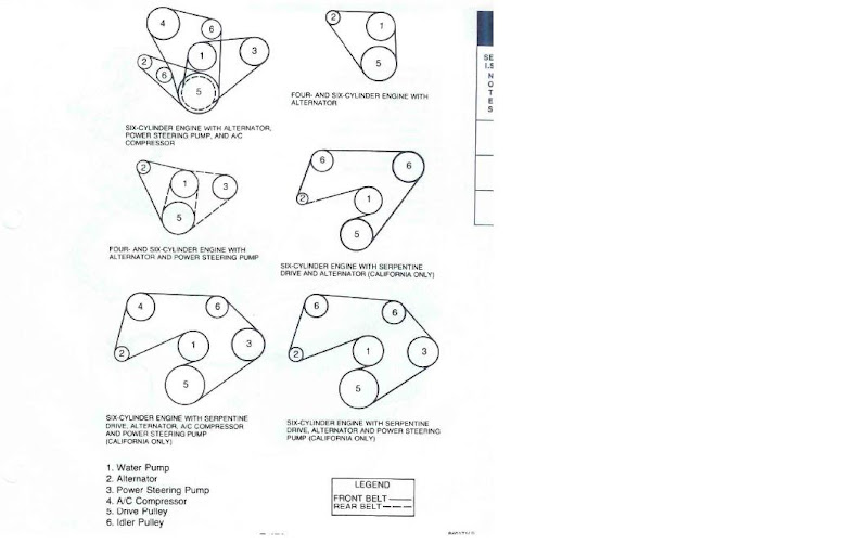Engine Component Diagram For 2008 Mazda 6 2 3 Wiring