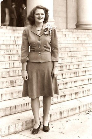 Army Wife From World War 2