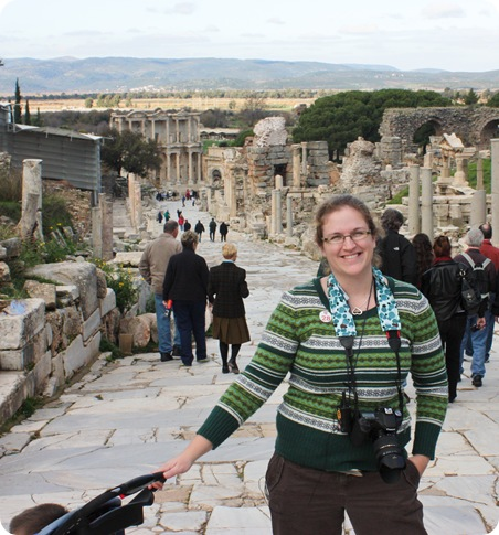 A Trip to Ancient Ephesus